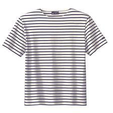 Bretagne Shirt, Herren - Fischer-Tradition seit dem 19. Jahrhundert. Von Saint James/Frankreich.