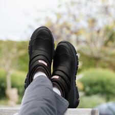 Hunter Puffer-Boots, Herren - Duck-Schuh, Puffa-Style, Neopren, Sneaker-Sohle – 4 Trendelemente in einem Schuh, dabei 100 % schlechtwettertauglich.