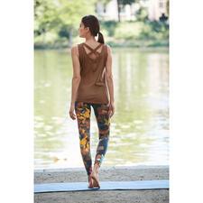 Mandala Loungewear-Kombination - Bequem genug für Yoga, Tai Chi und Couch. Chic genug für die nobelsten Spas und Studios.