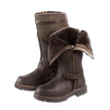Fliegerpelz-Stiefel - Der Fliegerpelz-Stiefel hält Ihre Füsse warm und trocken – selbst bei unter minus 15 Grad.