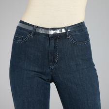 Unsichtbarer Gürtel isABelt® - Dieser Gürtel zeichnet sich nicht unter engen Oberteilen ab. Perfekter Halt. Bequemer Sitz. Tolle Silhouette.