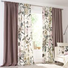 """Vorhang """"Brera Lino"""", 1 Vorhang - Pures Leinen, überraschend soft im Griff und geschmeidig im Fall."""