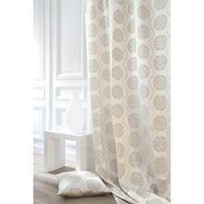 """Vorhang """"Nidda"""", 1 Vorhang - Noble Optik. Edler Glanz. Aussergewöhnliche Musterung. Und ein erfreulich günstiger Preis."""
