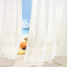 """Vorhang """"Chill-Out"""", 1 Vorhang - Selten ist ein robuster Outdoor-Stoff so weich und textil."""