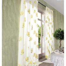 """Vorhang """"Gordes"""", 1 Vorhang - Aussergewöhnlich schlicht und edel: Der provenzalische Stil, authentisch eingefangen von JAB."""