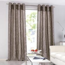 """Vorhang """"Medaillion"""", 1 Vorhang - Faszinierend dreidimensional und voluminös. Dabei verblüffend leicht und erschwinglich."""
