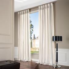 """Vorhang """"Joe"""", 1 Vorhang - Imposante 3,30 Meter lang. Perfekt für hohe Fenster, grosszügige Altbauwohnungen und Lofts."""