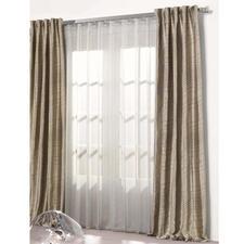 """Vorhang """"Wavy Lines"""", 1 Vorhang - Blickdicht, aber nicht dunkel.  Spektakuläres Wellendesign von Joop!"""