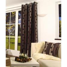 """Vorhang """"Cavallo"""", 1 Vorhang - Das Geheimnis dieses plastisch wirkenden Dessins ist - Stickerei."""