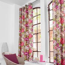"""Vorhang """"Medicis"""", 1 Vorhang - Luxuriöse Seiden-Optik und nobler Designer-Chic."""