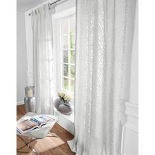 """Vorhang """"Justine"""", 1 Vorhang - Besonders eleganter Abschluss: Der übergangslose Sockel macht diesen Vorhang einzigartig."""