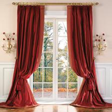 """Vorhang """"Versailles"""", 1 Vorhang - Einen so aufwändig von Hand gefertigten Vorhang werden Sie nur schwer finden."""