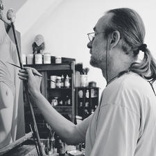 Willi Kissmer in seinem 