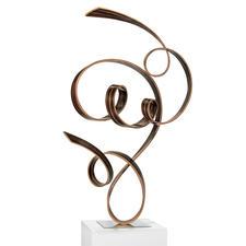Jacinto Moros – FTK, 2020 - Einzigartig: Jacinto Moros puristisch-virtuose Holzskulptur. 100 % Handarbeit. Erste Unikatserie des renommierten Künstlers. Masse: 45 x 70 x 33 cm