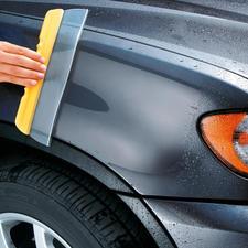 Water Blade® - Schafft streifenfreie Sauberkeit. Im Handumdrehen. Für Haushalt, Auto und Boot.