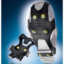 Schuh-Spikes, 1 Paar - Einfacher (und preiswerter) können Sie sich kaum vor schmerzhaften Verletzungen schützen.