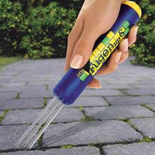Pflasterfugen-Reiniger - Für alle Fugenbreiten und -muster geeignet.
