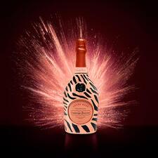 Champagne Laurent Perrier Cuvée Rosé in Robe, Frankreich - Champagner im Festgewand: der Laurent Perrier Cuvée Rosé.