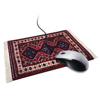 """Mousepad """"Sigmund Freuds Teppich"""" Sigmund Freuds berühmter Couch-Teppich: der wohl aussergewöhnlichste Arbeitsplatz für Ihre Computer-Mouse."""