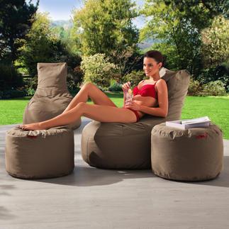"""""""Slope"""" Outdoor-Möbel Aussergewöhnlich weicher Bezug – für Ihren bequemsten Outdoor-Sessel. Stylisher Blickfang."""