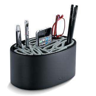 Flexo Filz-Köcher Der bessere Platz für Ihre Stifte. Und Kratzschutz für Handy, Lesebrille, …