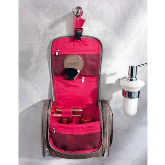"""Samsonite® Kulturtasche Endlich eine praktische Kulturtasche, die nicht aussieht wie von """"Ihm"""" geliehen. Feminine Farbe. Schicke Optik."""