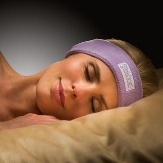SleepPhones® Kopfhörer-Stirnband Endlich Kopfhörer, mit denen es sich bequem einschlafen lässt. Ultraflach. Extra flexibel.