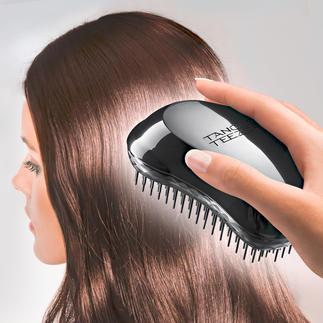 Tangle Teezer Endlich seidenweiches, glänzendes Haar – ohne Ziepen und mit weniger Haarbruch.