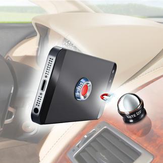 Steelie® Tischhalter oder Kfz-Halter Viel praktischer (und schöner): genial variable Magnethalter für Smartphone, Tablet & Co.
