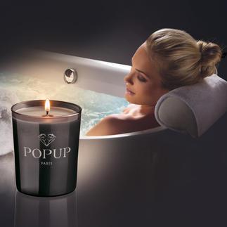 Popup Diamanten-Duftkerze Kostbare Kerzen mit Düften aus Grasse – und vielleicht mit einem echten Diamanten.