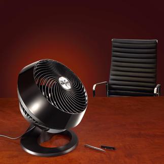 Vornado® 660 Amerikas Erfolgsventilator – jetzt noch kraftvoller (und schöner). Stark genug für Räume bis zu 120 m² (!).