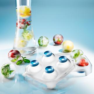 XXL-Eiskugelform Der Bar-Trend aus Japan erobert Europas Szenelokale. Cooler Look. Länger kühle Drinks.