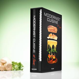 """Kochbuch """"Modernist Cuisine at Home"""" Mit dieser richtungsweisenden Edition gelingt Kulinarisches von Weltrang. Von Taschen."""