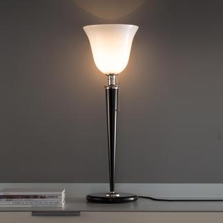 Mazda-Lampe Authentische Reproduktion eines Art Déco-Klassikers. In Deutschland gefertigt.  Energieklasse:Leuchte A++-E.