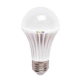 Viva-Lite® Vollspektrum-LED Verwandelt jede E27-Lampe in eine Tageslichtleuchte. Perfekt zum Lesen und Wohlfühlen.