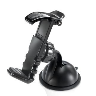 """Cliphalter """"Easymount"""" Sicherer und viel eleganter: Navi oder Handy – weg von der Windschutzscheibe."""