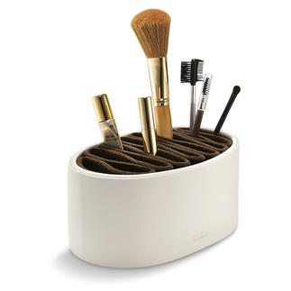 Flexo-Schminkbox Der bessere Platz für Make-up-Pinsel und  Accessoires.