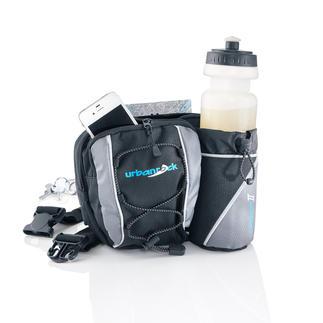Hüfttasche Die Lösung, wenn die Hosentasche zu klein, aber der Rucksack zu gross ist.