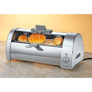 """Brötchen-Bäcker """"Deluxe"""" Ist schneller als ein Backofen und verbraucht 95 % weniger Energie."""