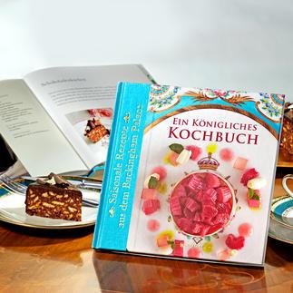 Ein königliches Kochbuch Das erste von der Queen autorisierte Kochbuch mit den Lieblingsgerichten der Royals.