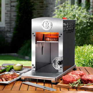 Beefer® Der wohl heisseste Grill Deutschlands. Für perfekte New Yorker Steakhouse-Qualität.