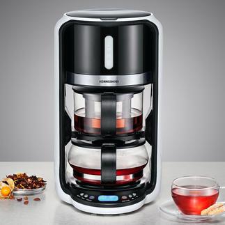 Tee-Automat TA 1200 Auf Tastentipp: verschiedenste Teesorten optimal gebrüht.