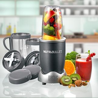 NutriBullet Verwertet Ihre Zutaten vollständig, bricht die Zellwände auf und holt alle gesunden Nährstoffe aus Obst und Gemüse.