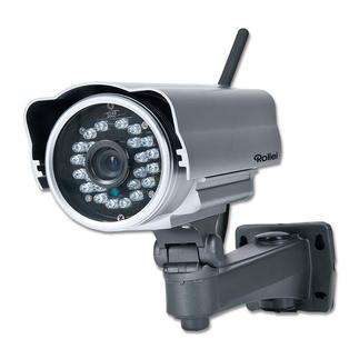 Rollei Safety-Cam Outdoor Ihr Zuhause im Blick. Von überall auf der Welt. Per Smartphone, Tablet, PC.