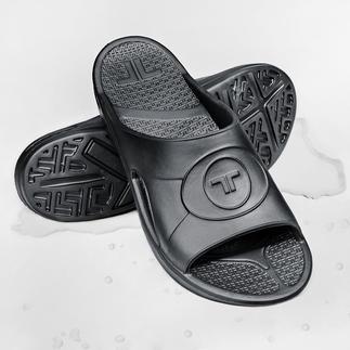 Telic™ Novalon™ Ultraleicht Pantoletten Ihre beste Feierabend-Pantolette: formt Ihr individuelles Fussbett. Und sorgt für perfekte Entspannung.
