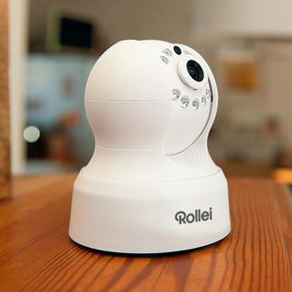 Rollei Safety-Cam Indoor oder Outdoor Ihr Zuhause im Blick. Von überall auf der Welt. Per Smartphone, Tablet, PC.