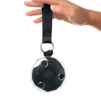 Wickel-Shopper nautiloop® Einfach aufrollen statt mühsam falten: Der mehrfach preisgekrönte Shopper im Handtaschen-Format.