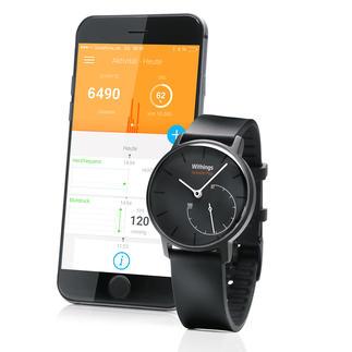 Withings Activité Pop oder Withings Activité Moderner Aktivitäts-Tracker und elegante Armbanduhr zugleich. Die erste ihrer Art.