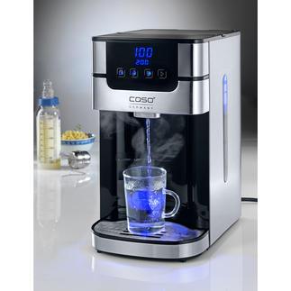 Turbo-Heisswasserspender In 5 (!) Sekunden bereit: für 1 Tasse oder bis zu 4 Liter heisses Wasser.