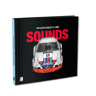 Porsche Sounds Earbook 2015 Augen- und Ohrenweide für jeden Porsche-Liebhaber.